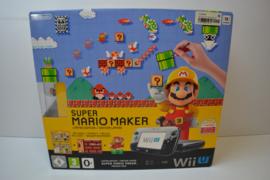 Nintendo Wii U Black Premium Pack 32GB Super Mario Maker