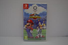 Mario & Sonic op de Olympische Spelen Tokyo 2020 NEW (SWITCH HOL)