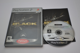 Black Platinum (PS2 PAL CIB)