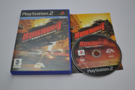 Burnout Revenge (PS2 PAL CIB)