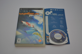 Wipeout Pure (PSP USA)