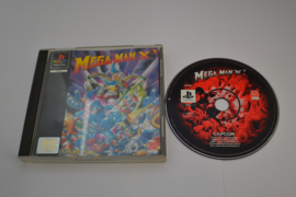 Megaman X3 (PS1 PAL)