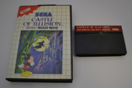 Castle of Illusion Starring Mickey Mouse (MS CB)