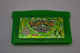Pokémon LeafGreen Version (GBA EUR)