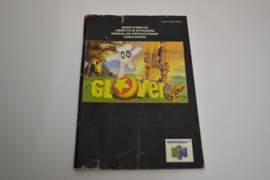Glover (N64 NEU6 MANUAL)