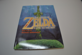 Legend of Zelda: A Link to the Past by Shotaro Ishinomori