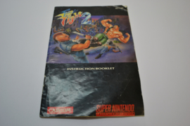 Final Fight 2 ( SNES USA MANUAL)
