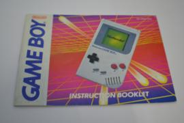 GameBoy Owner's Manual (GB USA MANUAL)