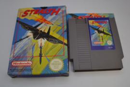 Stealth A.T.F (NES FAH CIB)