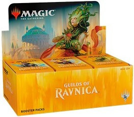 MTG: Guilds of Ravnica Booster Pack (1x Booster)