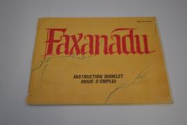 Faxanadu (NES FAH MANUAL)