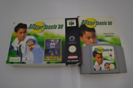 All Star Tennis '99 (N64 EUR CIB)