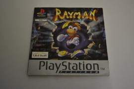 Rayman Platinum (PS1 PAL MANUAL)