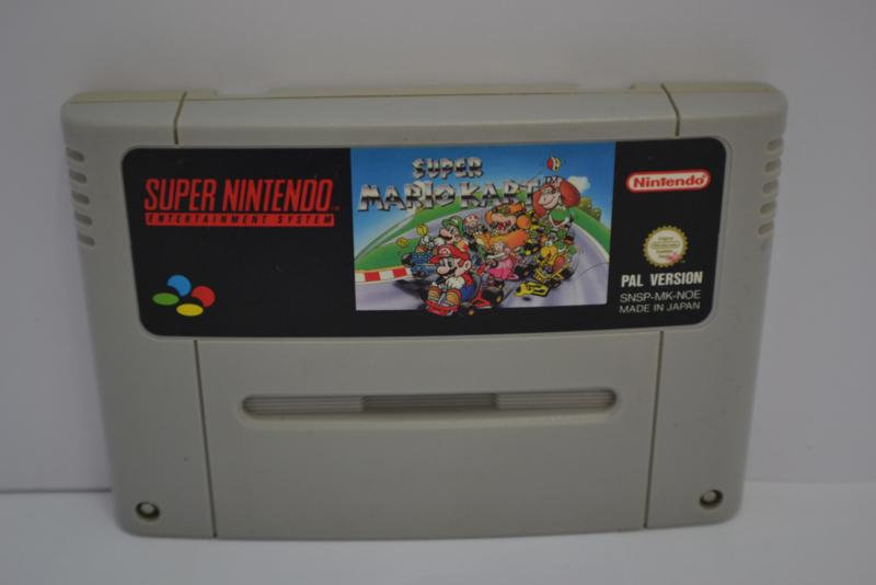 Super Mario Kart (SNES NOE)