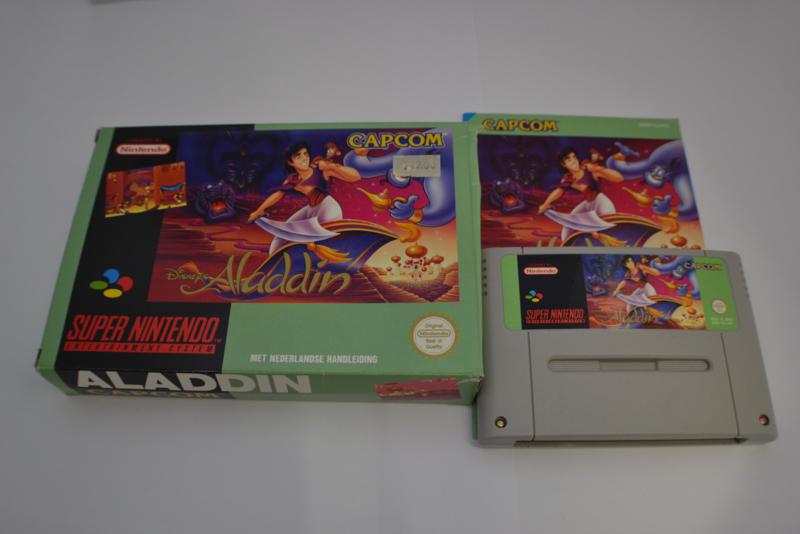 Aladdin (SNES HOL CIB)