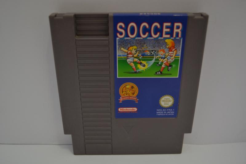 Soccer - Classic Series (NES FRA)