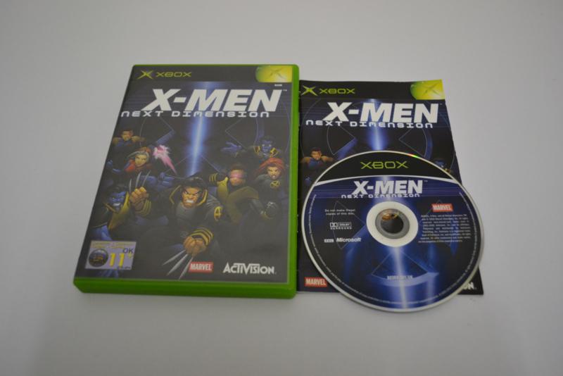 X-Men: Next Dimension (XBOX)
