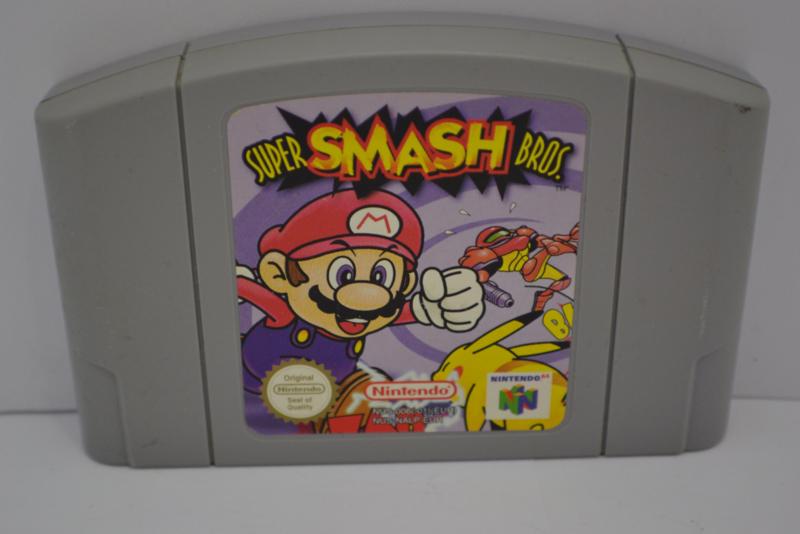 Super Smash Bros (64 EUR)