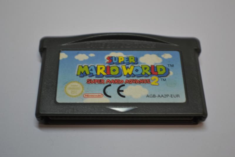 Super Mario World -Super Mario Advance 2 (GBA EUR)