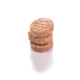 PETT vleesschijven rund-kalkoen 900 gram