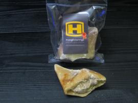 Gevulde hoefjes met paté per stuk