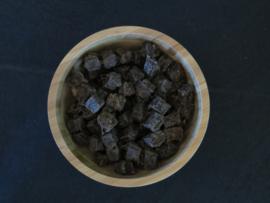 Hertenvleesblokjes ca 150 gram