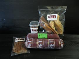 Compleet pakket PETT (wildproducten)
