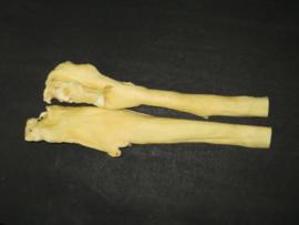 PETT kophuid blank ca. 30 cm per 2