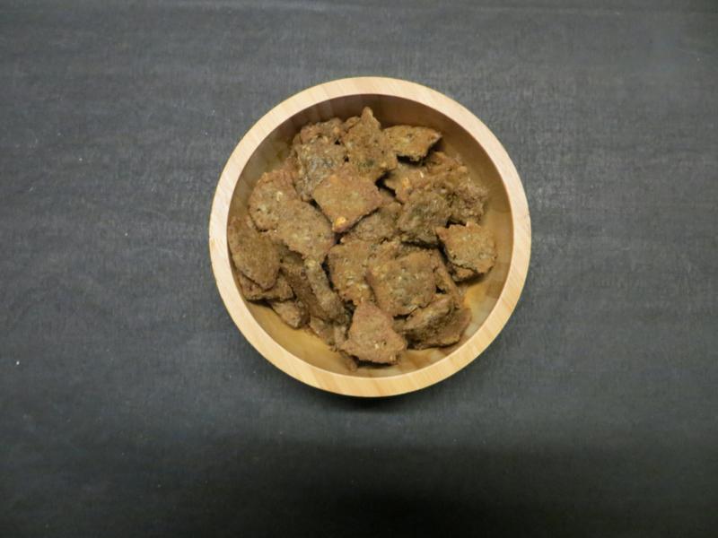 Zalmkoekjes (graanvrij) ca. 300 gram