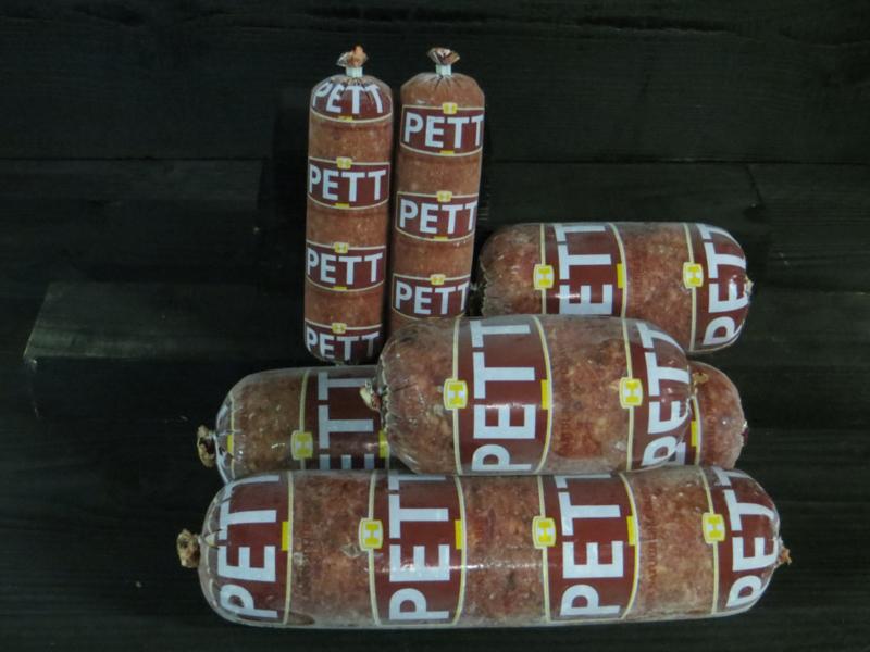 PETT puur natuur (kvv) 16x1000 gram