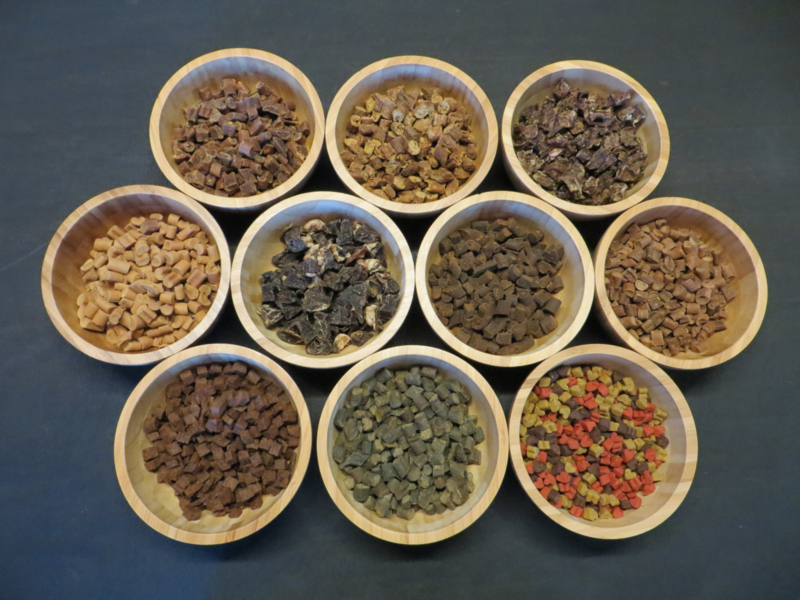PETT puur vleestrainers kangoeroe ca. 500 gram