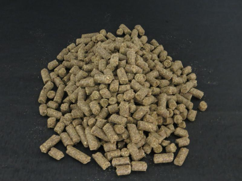 Koudgeperste brok lam 5 kg (graan & glutenvrij)
