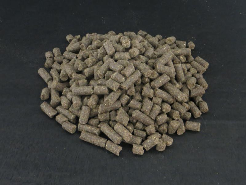 Koud geperste brok zalm 5 kg