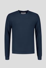 100% Bamboo Sweater - Royal Navy