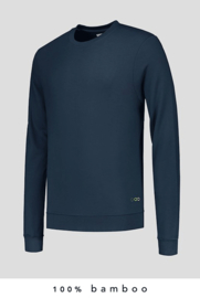 Pure - 100% Bamboo Sweatshirt Royal Navy