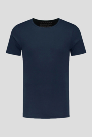 Essential Crew Neck Bamboo T-Shirt Navy