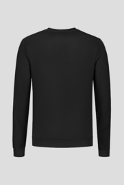 Pure - 100% Bamboo Sweatshirt Black