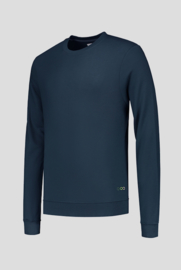 100% Bamboo Sweater - Royal Navy