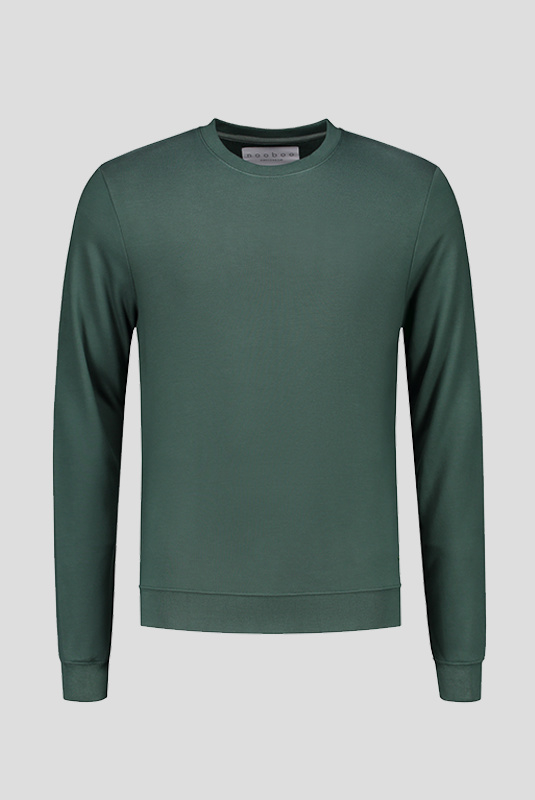 100% Bamboo Sweater - Forest Green