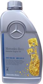 Mercedes-Benz 5W-40 MB 229.5, 1 liter