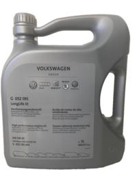Volkswagen 5W-30 longlife III: VW, AUDI, SEAT, SKODA 5 liter