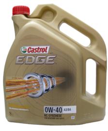 Castrol Edge 0w-40 A3/B4 5 liter