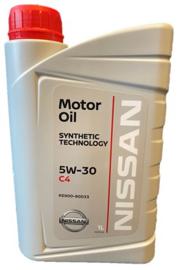 Nissan 5w-30 C4, 1 liter