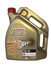 Castrol Edge Turbo Diesel 5W-40 5 liter