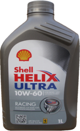 Shell Helix Ultra 10W-60 Racing 1 liter