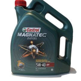 Castrol Magnatec Diesel 5W-40 DPF 5 liter