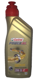 Castrol Power RS 4T 20W50 motorolie 1L