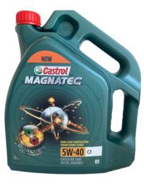 Castrol Magnatec 5W-40 C3 5 liter