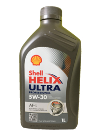 Shell Helix Ultra Profesional 5W-30 AF-L, 1 liter