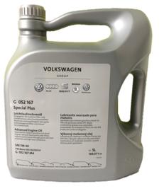 Volkswagen 5W-40 Special Plus: VW, AUDI, SEAT, SKODA 5 liter